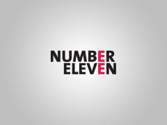 Number Eleven logo small